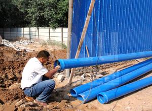 保定PVC-O管供水工程