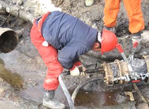 (HT-PO管)新疆库尔勒分公司石油输送管道工程